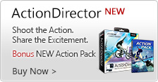 ActionDirector: Shoot the Action. Share the Excitement.