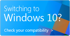Check the Windows 10 Compatibility of CyberLink Products on Your PC