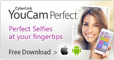 YouCam Perfect - Free Beauty Camera App for iOS and Android