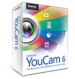 YouCam 6 Deluxe - All the WebCam and Camera Tools You Need For Work and Play