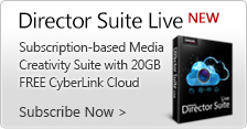 NEW Director Suite Live: Your Subscription-based Media Creativity Suite - Cloud Connected