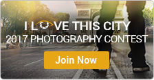 2017 I Love This City Photography Contest